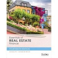 Essentials of Real Estate Finance by Sirota, David, Ph.D.; Barrell, Doris, 9781475428391