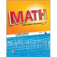Glencoe Math, Course 1, Student Edition, Volume 2 by Unknown, 9780076618392