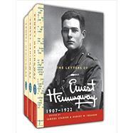 The Letters of Ernest Hemingway by Hemingway, Ernest; Spanier, Sandra; Trogdon, Robert W.; Sanderson, Rena; Defazio, Albert J., III, 9781107128392