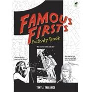 Famous Firsts Activity Book by Tallarico, Tony J., 9780486488394