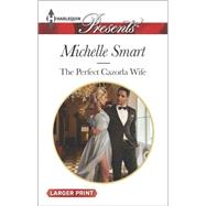 The Perfect Cazorla Wife by Smart, Michelle, 9780373138395