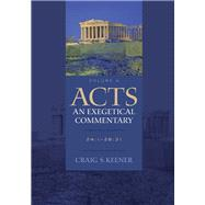 Acts by Keener, Craig S., 9780801048395