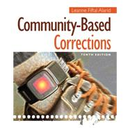 Community-Based Corrections by Alarid, 9781285458397