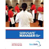 ServSafe Manager, Revised by National Restaurant Associatio, 9780133908398
