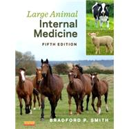 Large Animal Internal Medicine by Smith, Bradford P., 9780323088398