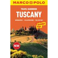 Marco Polo Handbook Tuscany by Marco Polo Travel Publishing, 9783829768399