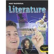 Holt McDougal Literature Student Edition Grade 10 by Unknown, 9780547618401