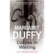 Corpse in Waiting by Duffy, Margaret, 9780727898401