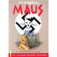 Maus I and II Paperback Boxed Set by Spiegelman, Art, 9780679748403