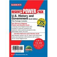 Let's Review U.S. History and Government 6th Ed. / Barron's Regents Exams and Answers Power Pack by McGeehan, John; Gall, Morris, Ph.D.; Resnick, Eugene V.; Streitwieser, William; Willner, Mark (CON), 9781438078403