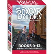The Boxcar Children Mysteries Boxed Set by Warner, Gertrude Chandler, 9780807508404