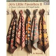 Jo's Little Favorites II by Morton, Jo, 9781604688405