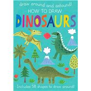 How to Draw Dinosaurs by Poiter, Anton; Chang, Hui Yuan, 9780764168406