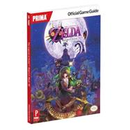 The Legend of Zelda: Majora's Mask 3D by PRIMA GAMES, 9781101898406