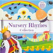 Nursery Rhymes Collection by Parragon, 9781472398406