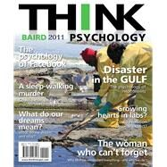 THINK Psychology by Baird, Abigail A., 9780132128407