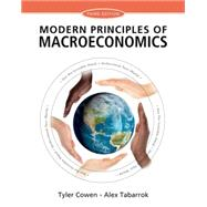Modern Principles of Macroeconomics by Cowen, Tyler; Tabarrok, Alex, 9781429278409