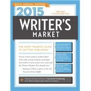 Writer's Market 2015 by Brewer, Robert Lee, 9781599638409