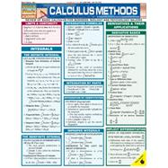 Calculus Methods by Barcharts, 9781572228412