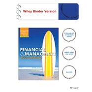 Financial & Managerial Accounting by Weygandt, Jerry J., 9781118338414