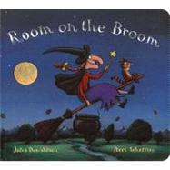 Room on the Broom Board Book by Donaldson, Julia; Sheffler, Axel, 9780803738416