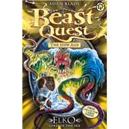 Beast Quest: 61: Elko Lord of the Sea by Blade, Adam, 9781408318416