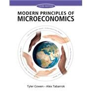 Modern Principles of Microeconomics by Cowen, Tyler; Tabarrok, Alex, 9781429278416