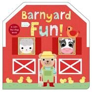 Little Friends: Barnyard Fun! by Priddy, Roger, 9780312518417