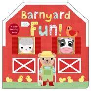 Little Friends: Barnyard Fun! by Priddy, Roger, 9780312518417
