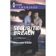 Security Breach by Kane, Mallory, 9780373698417