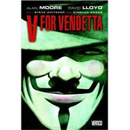 V for Vendetta New (New Edition TPB) by MOORE, ALANLLOYD, DAVID, 9781401208417