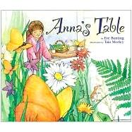 Anna's Table by Bunting, Eve, 9781559718417