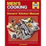 Men's Cooking by Clymer Manuals, 9780857338419