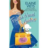 The Fashion Hound Murders Josie Marcus, Mystery Shopper by Viets, Elaine, 9780451228420