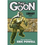 The Goon Library 1 by Powell, Eric, 9781616558420