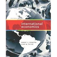 International Economics by Feenstra, Robert C.; Taylor, Alan M., 9781429278423