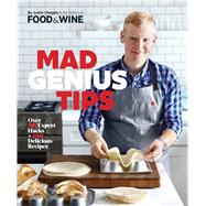 Mad Genius Tips by Chapple, Justin; Food & Wine, 9780848748425