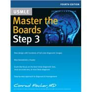 Master the Boards USMLE Step 3 by Fischer, Conrad, M.D., 9781506208428