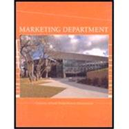 Usf Marketing Department Brochure by Unknown, 9780536308429