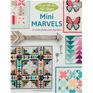 Moda All-stars Mini Marvels by Alexander, Lissa, 9781604688429
