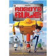 The Junkyard Bot by Richards, C. J.; Fujita, Goro, 9780544668430