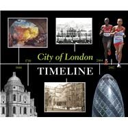 City of London Timeline by Pink, Sara, 9780750968430