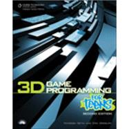 3d Game Programming for Teens by Sethi, Maneesh, 9781598638431