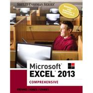 Microsoft® Excel® 2013 by Freund, Enger, Jones, 9781285168432