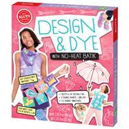 Design & Dye With No-Heat Batik by Unknown, 9780545858434