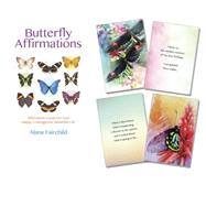 Butterfly Affirmations by Fairchild, Alana, 9780738748436