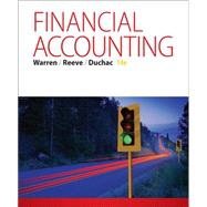 Financial Accounting by Warren, Carl S.; Reeve, Jim; Duchac, Jonathan, 9781305088436