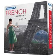 Pimsleur French Unlimited, Levels 1-4 by Pimsleur, 9781442368439