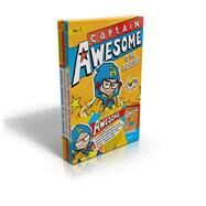 Captain Awesome: Captain Awesome to the Rescue! / Captain Awesome Vs. Nacho Cheese Man / Captain Awesome and the New Kid by Kirby, Stan; O'Connor, George, 9781481428439