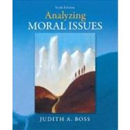 Analyzing Moral Issues by Boss, Judith, 9780078038440